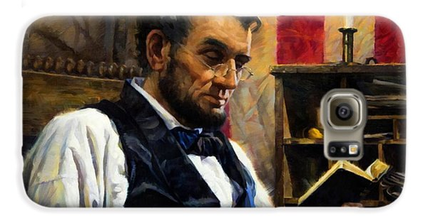 Abraham Lincoln 16 Galaxy S6 Case
