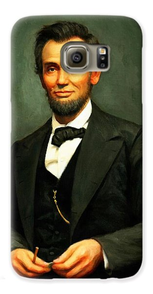 Abraham Lincoln 17 Galaxy S6 Case