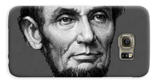 Abraham Lincoln 18 Galaxy S6 Case