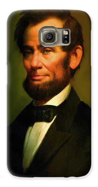 Abraham Lincoln 20 Galaxy S6 Case