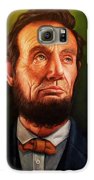 Abraham Lincoln 22 Galaxy S6 Case