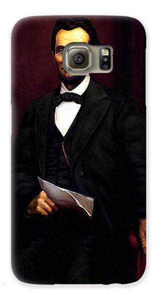 Abraham Lincoln 23 Galaxy S6 Case