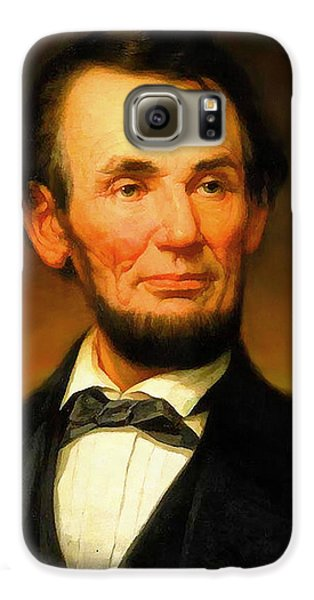 Abraham Lincoln 4 Galaxy S6 Case