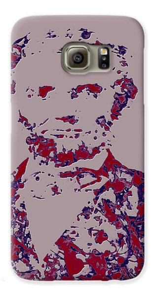 Abraham Lincoln 4c Galaxy S6 Case by Brian Reaves