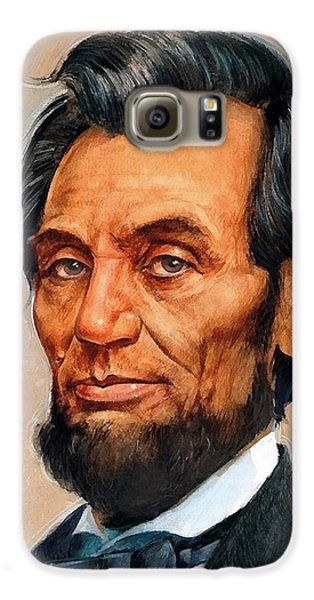 Abraham Lincoln 7 Galaxy S6 Case