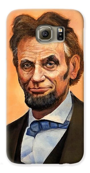 Abraham Lincoln 8 Galaxy S6 Case