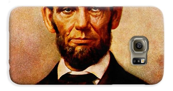 Abraham Lincoln 9 Galaxy S6 Case