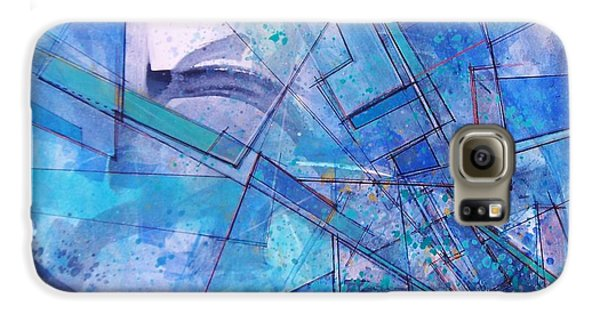 Abstract # 246 Galaxy S6 Case