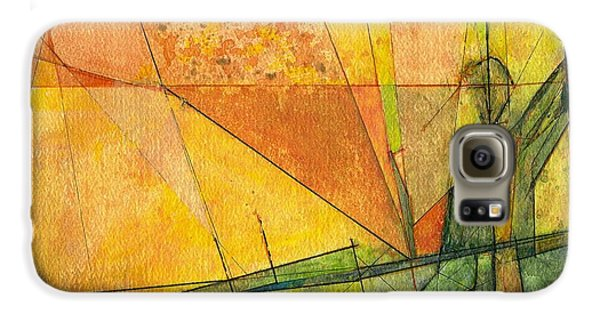 Abstract #11 Galaxy S6 Case