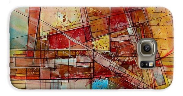 Abstract #240 Galaxy S6 Case
