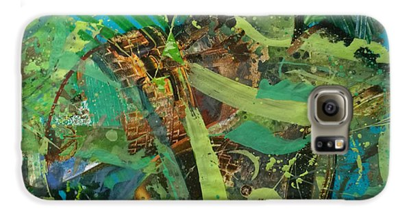 Abstract #493 Galaxy S6 Case