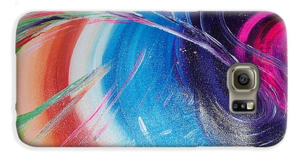 Galaxy S6 Case - Abundance by Beverley Ritchings