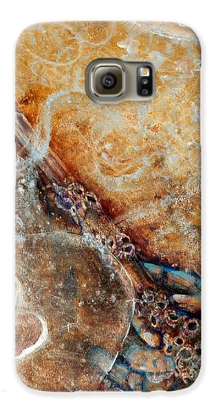 Ace Of Wands Galaxy S6 Case