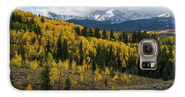 Galaxy S6 Case featuring the photograph Acorn Creek Autumn by Aaron Spong