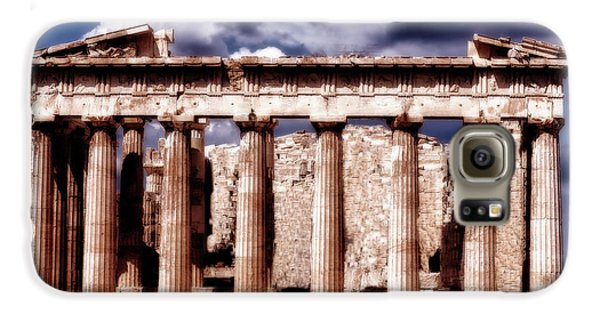 Acropolis Of Greece Galaxy S6 Case