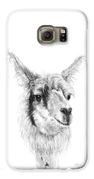 Llama Galaxy S6 Case - Adam by K Llamas