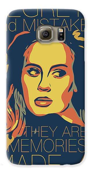 Adele Galaxy S6 Case by Greatom London
