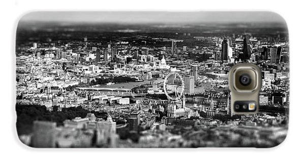 Aerial View Of London 6 Galaxy S6 Case