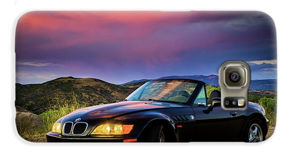 After The Storm - Bmw Z3 Galaxy S6 Case