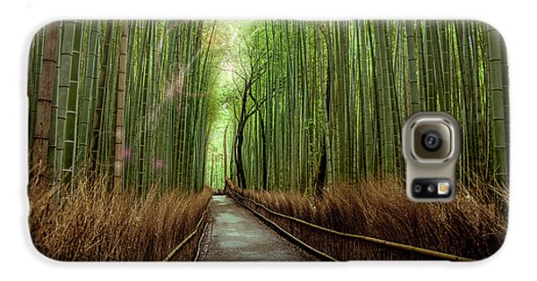 Afternoon In The Bamboo Galaxy S6 Case