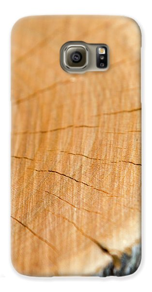Galaxy S6 Case featuring the photograph Against The Grain by Christina Rollo