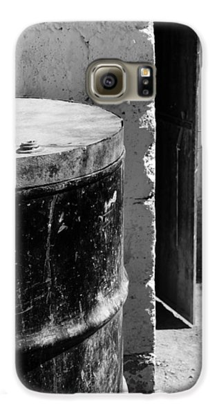 Agua Galaxy S6 Case by Skip Hunt