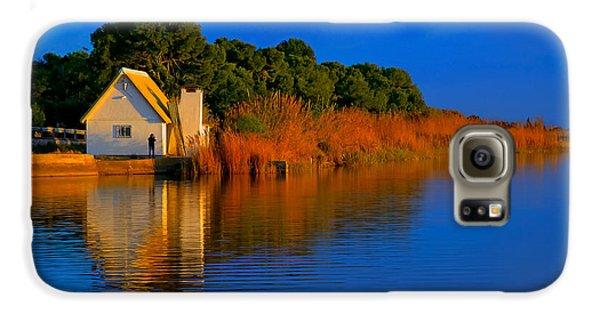 Albufera Blue. Valencia. Spain Galaxy S6 Case by Juan Carlos Ferro Duque