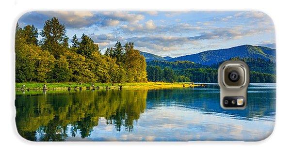 Alder Lake Reflection Galaxy S6 Case