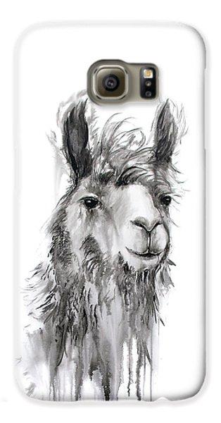 Llama Galaxy S6 Case - Alfonso by K Llamas