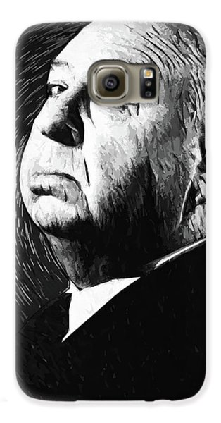 Alfred Hitchcock Galaxy S6 Case