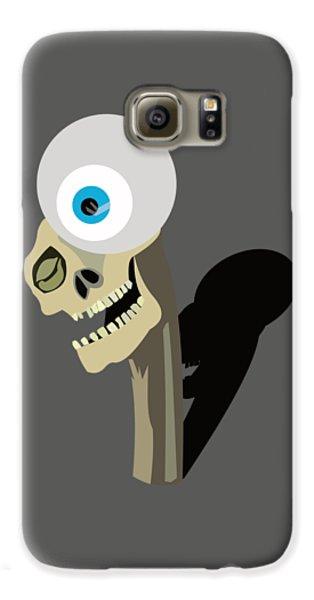 Alfred Kubin Galaxy S6 Case by Michael Jordan