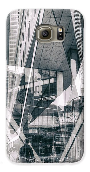 Galaxy S6 Case featuring the photograph Alice Tully Hall by Dave Beckerman
