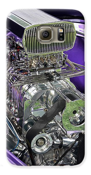 All Chromed Engine With Blower Galaxy S6 Case