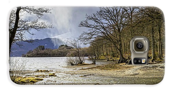 Galaxy S6 Case featuring the photograph All Seasons At Loch Lomond by Jeremy Lavender Photography