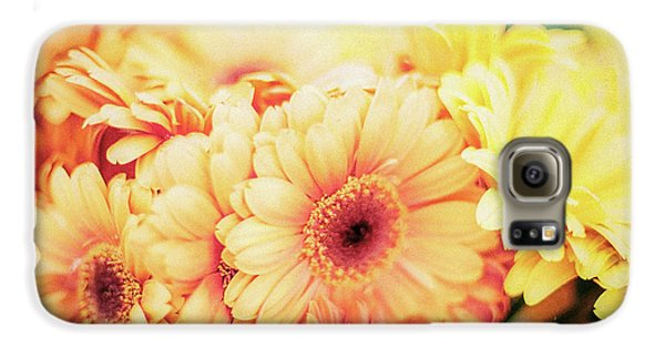 Galaxy S6 Case featuring the photograph All The Daisies by Ana V Ramirez