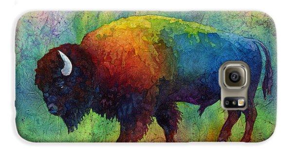 American Buffalo 6 Galaxy S6 Case by Hailey E Herrera