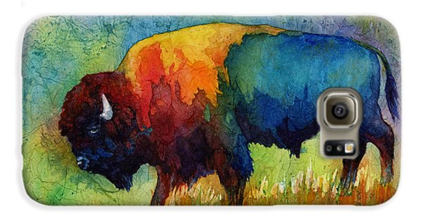 American Buffalo IIi Galaxy S6 Case