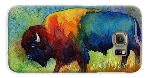 American Buffalo IIi Galaxy S6 Case by Hailey E Herrera