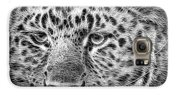 Amur Leopard Galaxy S6 Case