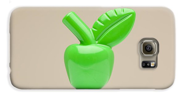 Doctor Galaxy S6 Case - An Apple A Day by Samuel Whitton