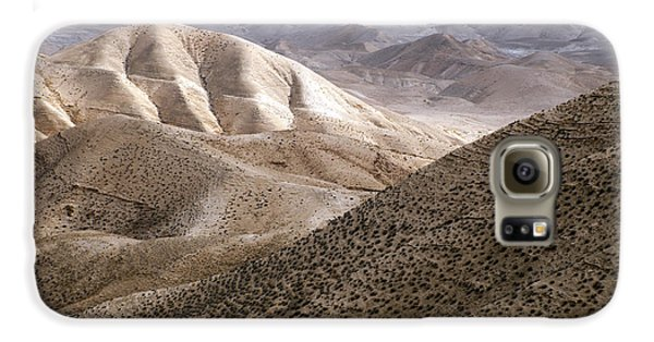 Another View From Masada Galaxy S6 Case by Dubi Roman