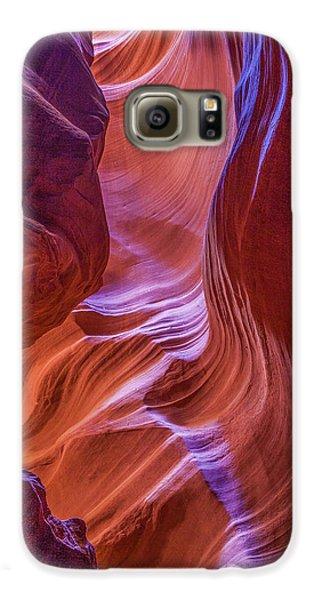 Antelope Canyon Beauty Galaxy S6 Case