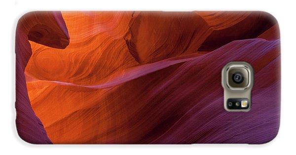 Antelope Canyon Fire Galaxy S6 Case