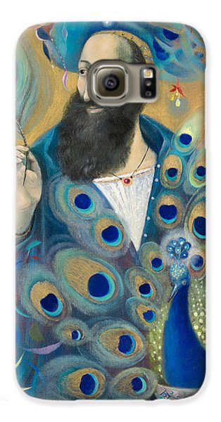 Aquarius Galaxy S6 Case by Annael Anelia Pavlova