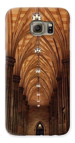 Galaxy S6 Case featuring the photograph Arches Of St. Patrick's Cathedral by Jessica Jenney