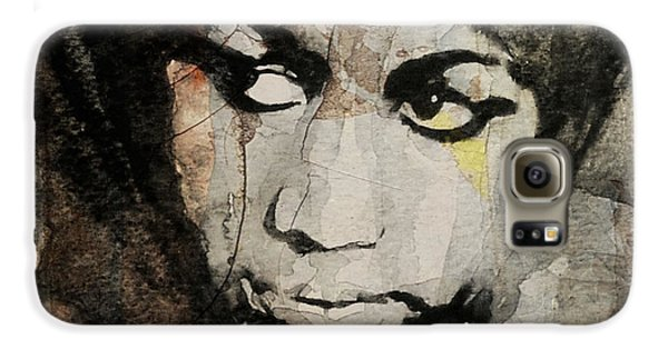 Rhythm And Blues Galaxy S6 Case - Aretha Franklin - Don't Play That Song For Me  by Paul Lovering