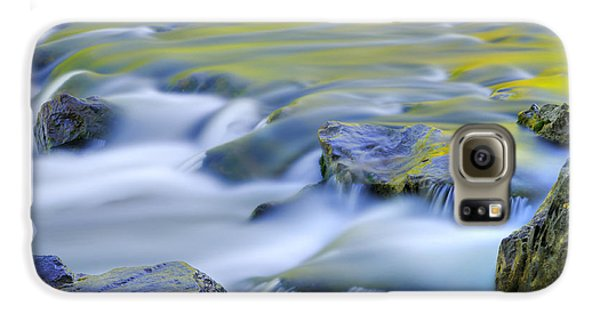 Landscapes Galaxy S6 Case - Argen River by Silke Magino