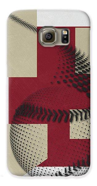 Arizona Diamondbacks Art Galaxy S6 Case