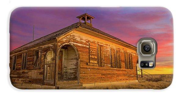 Galaxy S6 Case - Aroya Sunrise by Bridget Calip