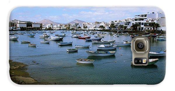 Arrecife - Lanzarote Galaxy S6 Case by Cambion Art